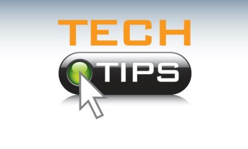 Technology Tips