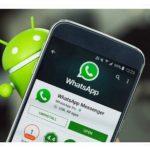 WhatsApp issues