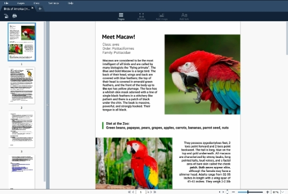 Movavi PDF Editor for Mac Review – Technology Corner